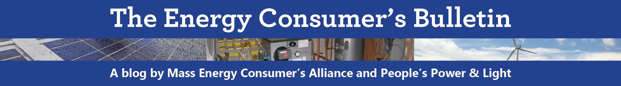 The Energy Consumer's Bulletin