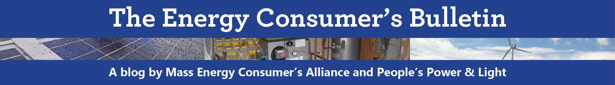 The Energy Consumer's Bulletin